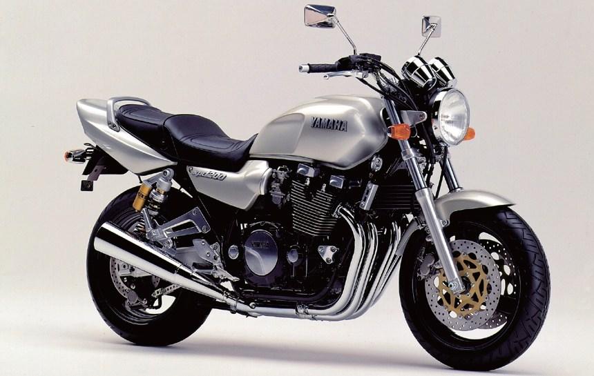 moto yamaha xjr 1200
