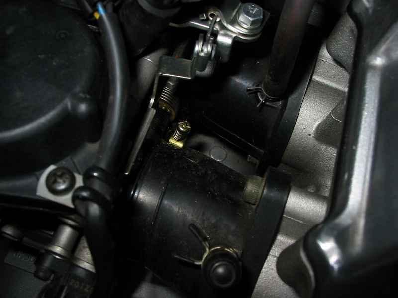 appareil synchro carbu moto